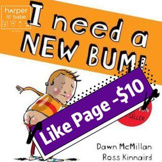 ‼️Like Page再減$10‼️I need a new bum 👶🏻 Facebook hit 爆新介紹