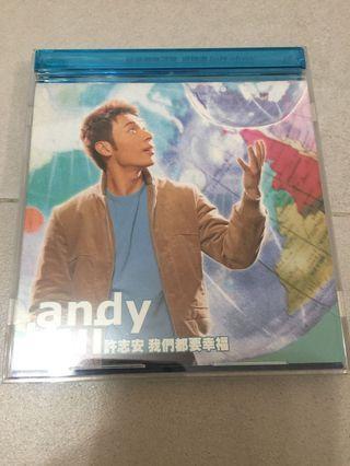 許志安 CD