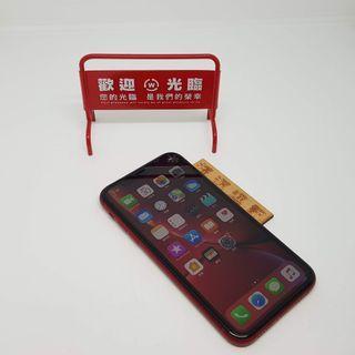 APPLE IPHONE XR 64g 紅色