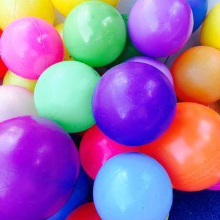 Crib Balls 50 pcs
