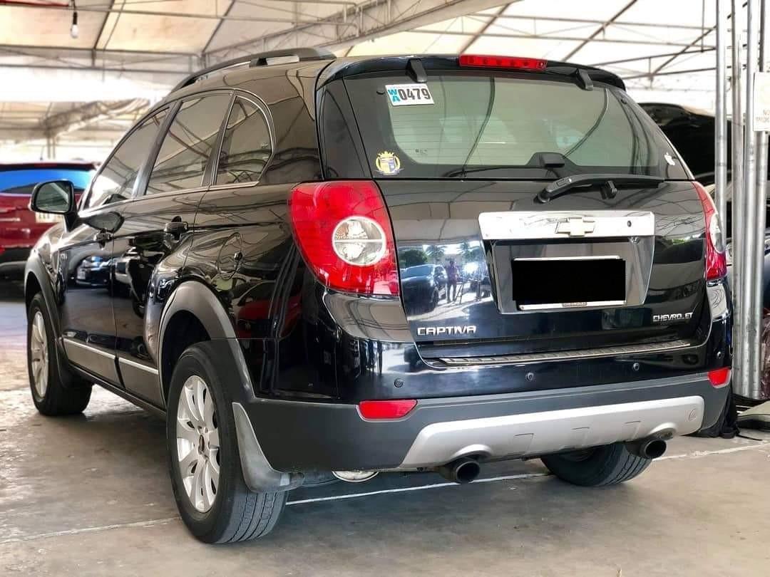2010 Chevrolet Captiva 4x2 Diesel AT