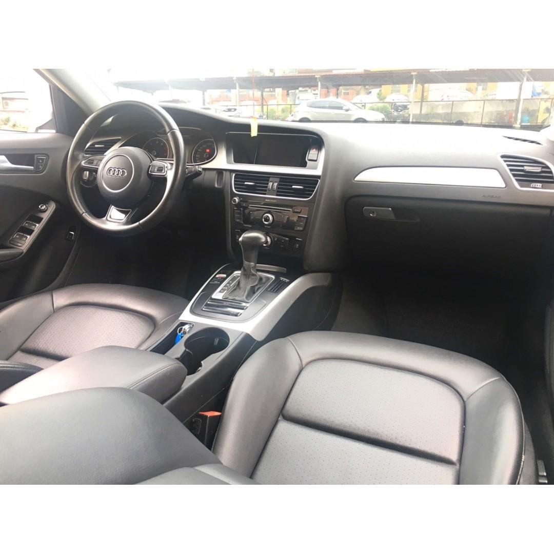 2012奧迪A4  1800cc