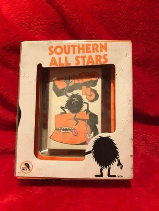 🚚 Southern All Stars  Bohbo No.5 Year 2005 Casette Tape