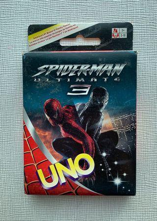 🕷️100%全新正貨 Spider-man 蜘蛛俠 UNO Card Game 遊戲牌