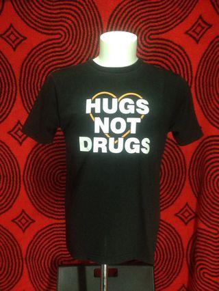 Hugs not drug tshirt