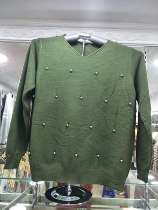 Sweater wool
