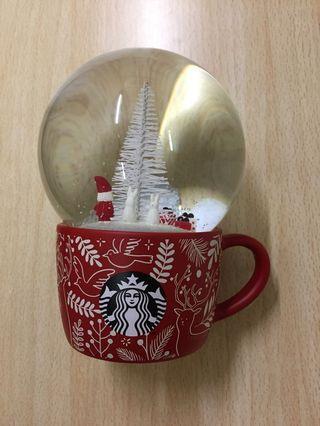 Starbucks Cup水晶球