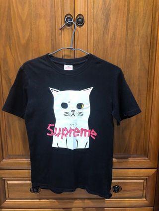 🚚 Supreme貓造型休閒衣