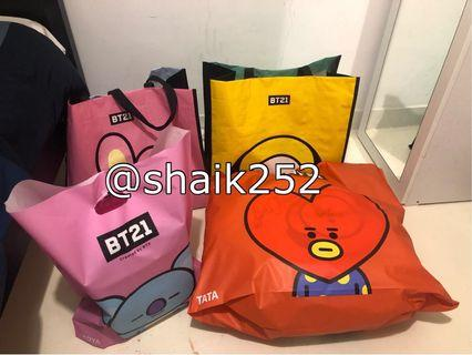 [DONE !! PROOF OF PURCHASE] BT21 AGENT PURCHASING blackpink bts bt21 exo clc everglow
