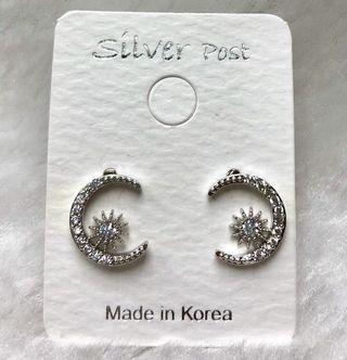 韓國耳環 Korea Earring #104 (Cubic Zirconia)