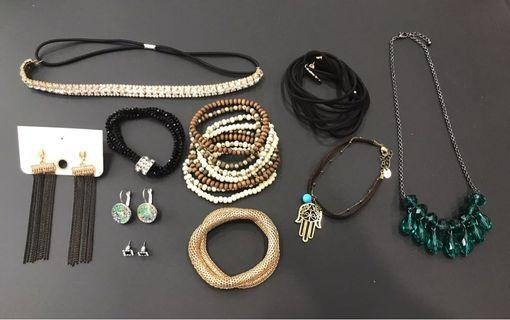Brand new jewelry $10 for everything