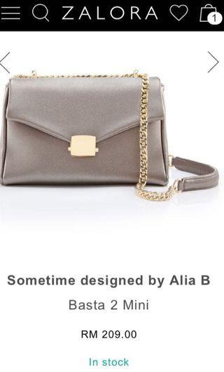 BASTA MINI 2 by Alia B