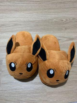 🚚 Pokemon Evie Slippers Home Plush Pikachu Women