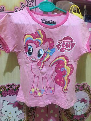 Kaos Anak Perempuan little pony