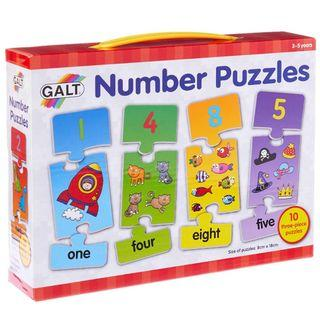 Galt Toys, Number Puzzles