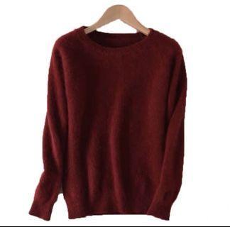 Winter red Sweatshirt