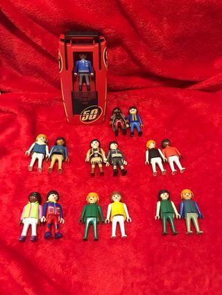 🚚 Playmobil Figures Vintage