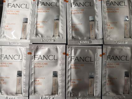 FANCL Aging Care sample/旅行裝