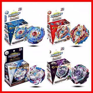 BEYBLADE Gasing 2019 Boxed Set Play