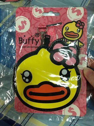 B Duck八達通証散紙