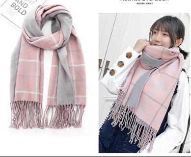 Winter two way scarf🧣