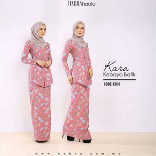 kara kebaya batik