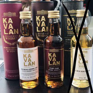 台灣Kavalan Whisky