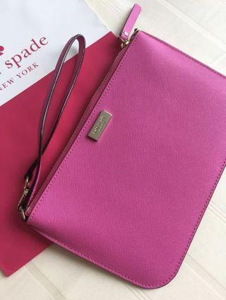 Authentic Kate Spade Medium Wristlet