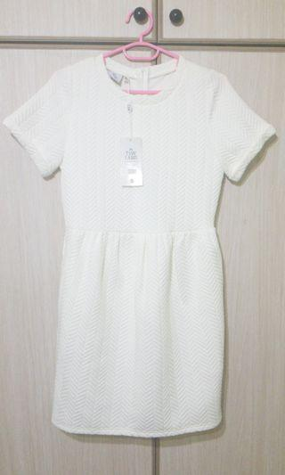 Sale - White Dress