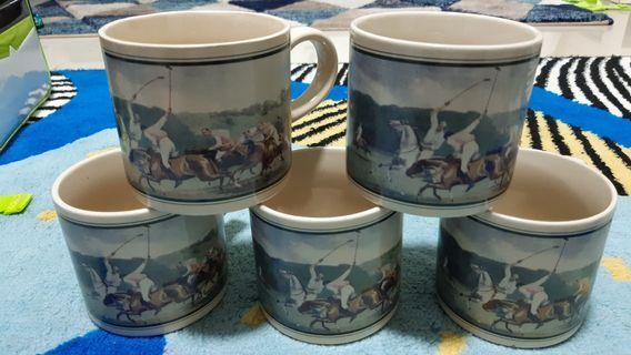 Clearance! Vintage Japan Ralph Lauren porcelien mug