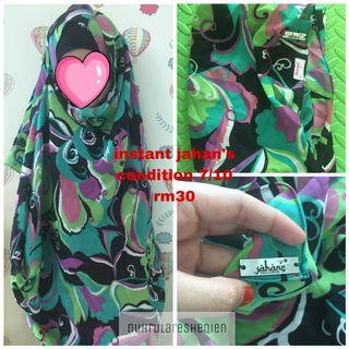 instant shawl by jahan's