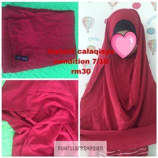 instant shawl by calaqisya