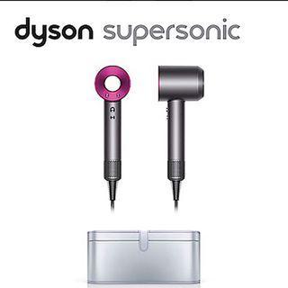Dyson吹風機 桃色 1萬賣