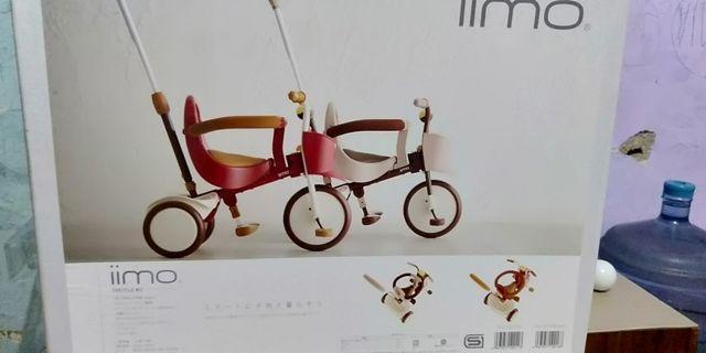 Sepeda roda 3 iimo 1 new