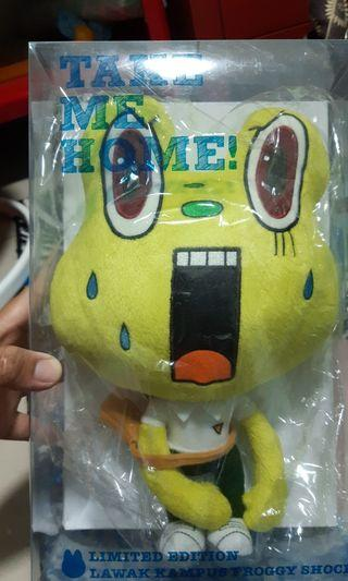 Clearance! Limited Edition Lawak Kampus Froggy Shock!