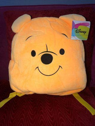 [Instock] Winnie the Pooh Backpack
