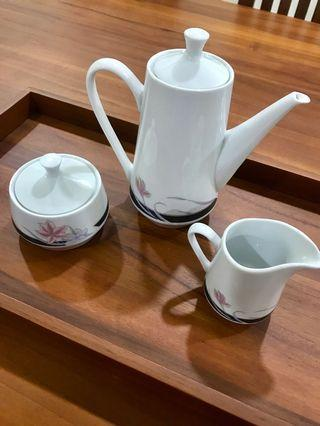 Serving Tea set