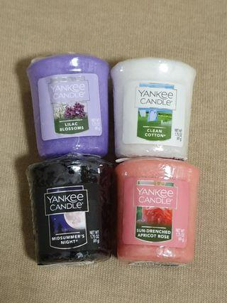 Yankee Candle Votive Candle