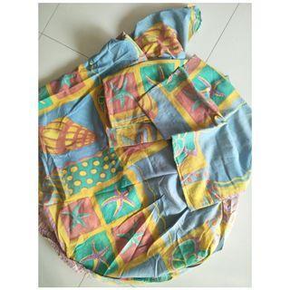 Queen Size Bedsheet & Pillow Cases