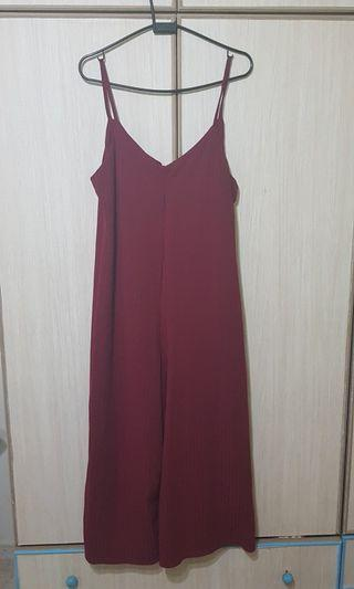 SALE - Red Romper