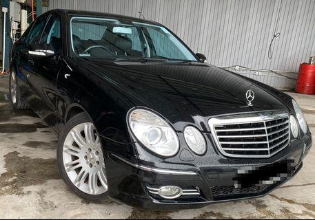 Benz E230