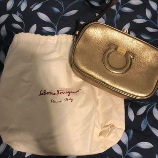 Salvatore Ferragamo - Gancini Sling Bag