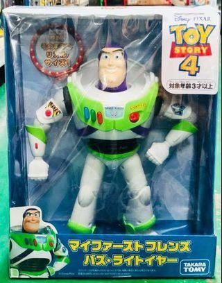 TOY STORY 4 正版迪士尼 玩具總動員巴斯光年電影公仔