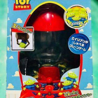 TOY STORY 迪士尼系列玩具總動員夾娃娃機