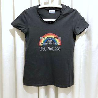 🚚 Columbia T-shirt, Grey