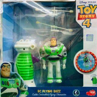 TOY STORY4 迪士尼系列玩具總動員4飛躍巴斯光年