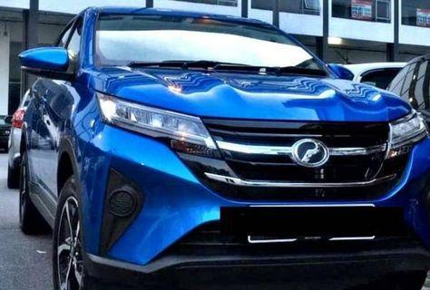Perodua Aruz 2019 Sambung Bayar / Continue Loan