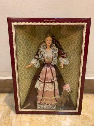 🚚 Victorian Barbie Doll - Collector Edition