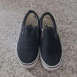 Vans Classic Slip On Black