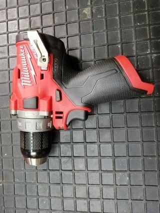 Milwaukee M12 FPD precision drill GEN2 (BARE TOOL)